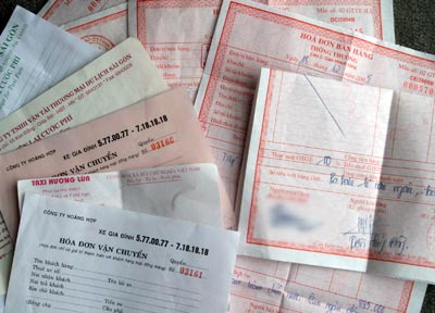 Cách xử lý hóa đơn mua vào của Doanh nghiệp bỏ trốn