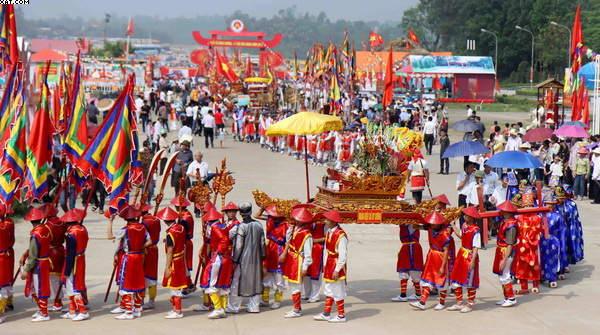 Thông Báo Lịch Nghỉ các ngày lễ Giỗ tổ Hùng Vương; 30/04 & 1/5 năm 2015