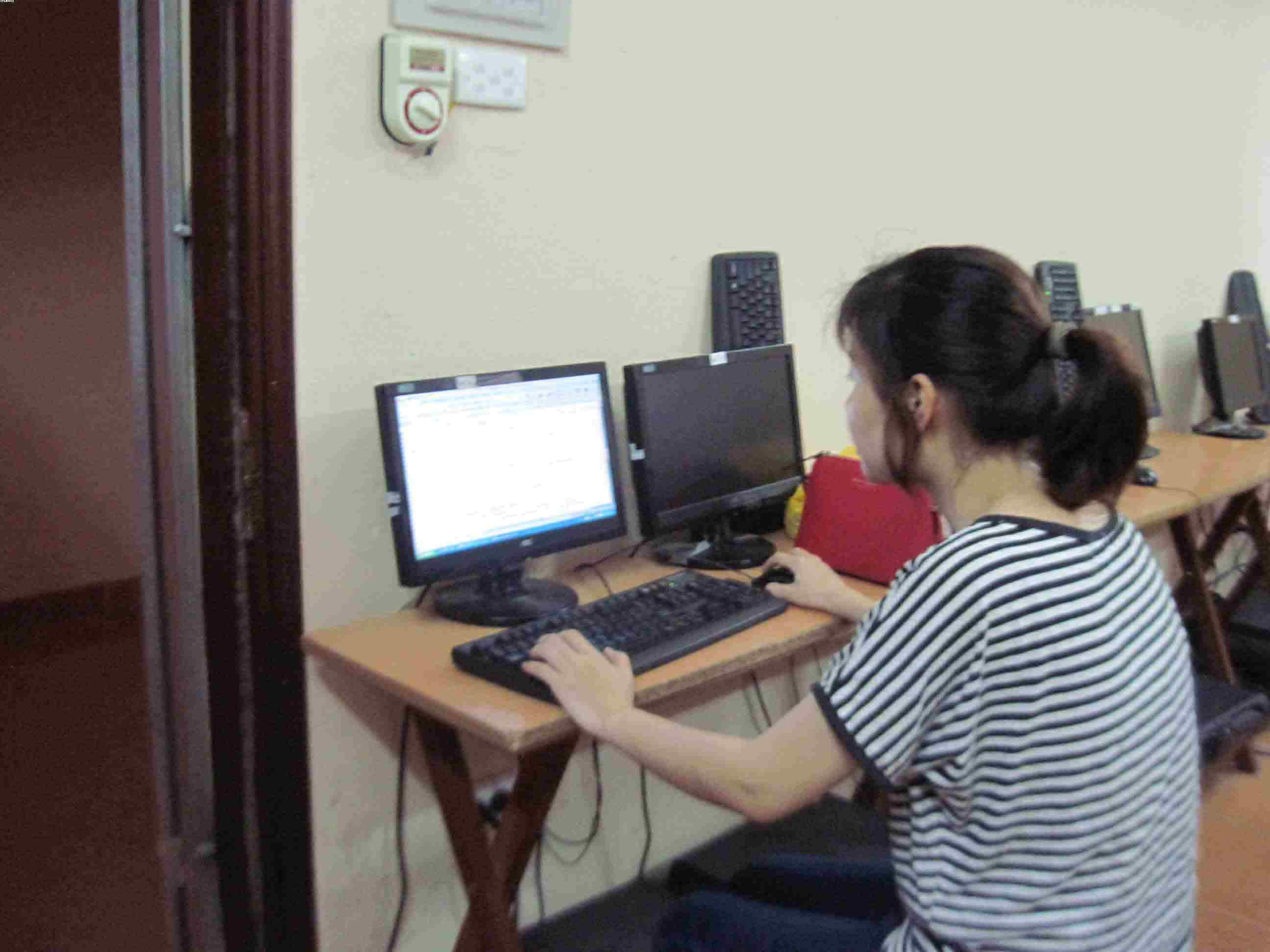 Bạn Cao Thị Hải Yến