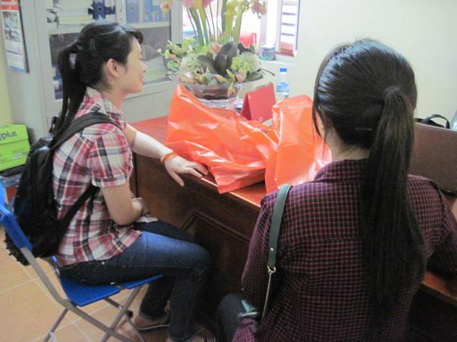 Nguyễn Thị Lan Sinh viên Đại Học Hà Nội