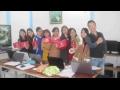 Bế giảng lớp học kế toán thực hành