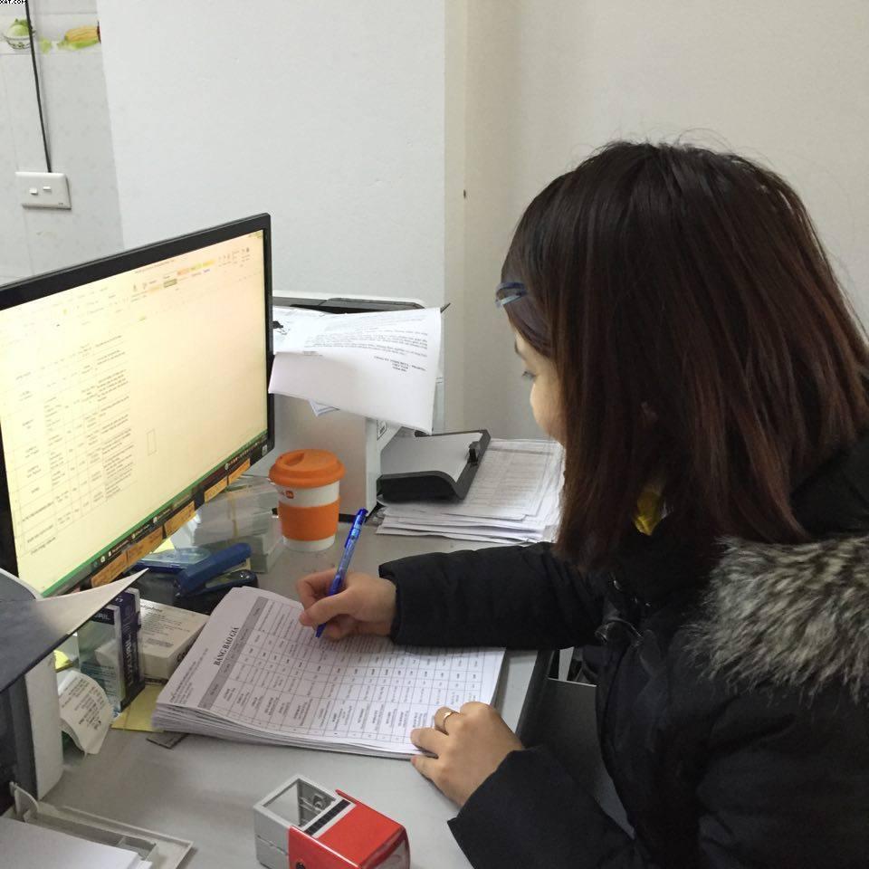 Học viên Nguyễn Thị Lan Hương