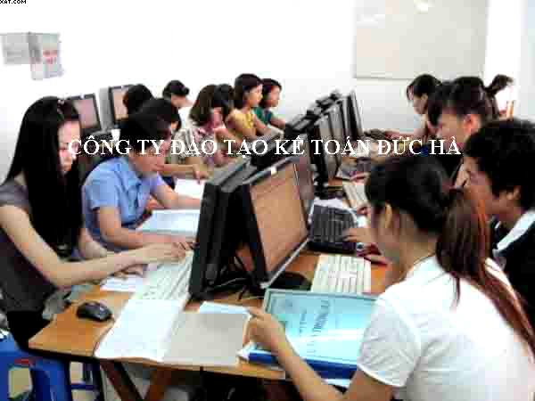 Khóa học thực hành kế toán trên Phần mềm FAST, MISA