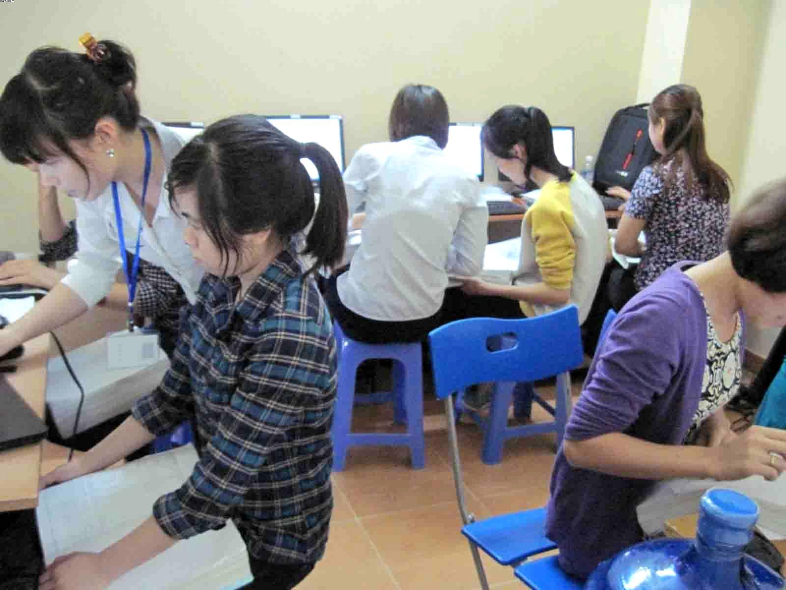 Khóa học thực hành kế toán Sản Xuất