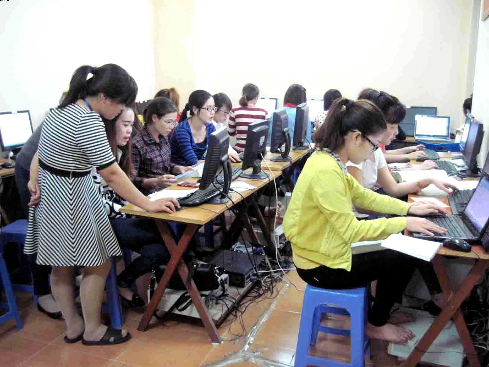 Khóa đào tạo thực hành Kế toán Xây Lắp